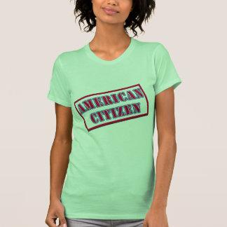 American Citizen Shirt