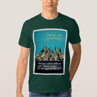 American Citizenship Shirt