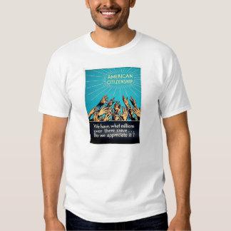 American Citizenship T Shirt