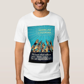 American Citizenship Tshirt