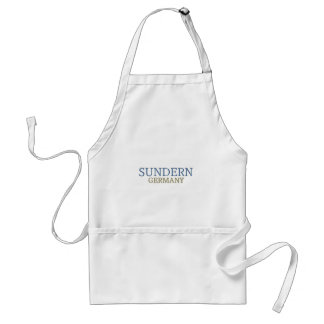 American City Adult Apron