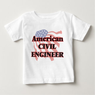 American Civil Engineer Infant T-shirt