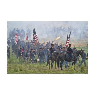 American Civil War (1861-1865) Canvas Print