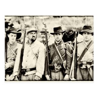 American Civil War 1861-1865 Postcard