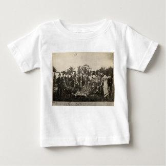 American Civil War Battalion Washington Artillery Baby T-Shirt