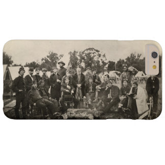 American Civil War Battalion Washington Artillery Barely There iPhone 6 Plus Case