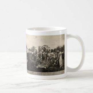American Civil War Battalion Washington Artillery Coffee Mug