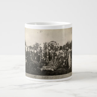 American Civil War Battalion Washington Artillery Giant Coffee Mug