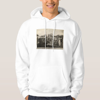 American Civil War Battalion Washington Artillery Hoodie