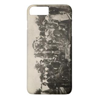 American Civil War Battalion Washington Artillery iPhone 8 Plus/7 Plus Case
