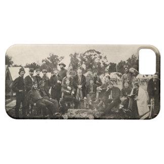 American Civil War Battalion Washington Artillery iPhone SE/5/5s Case