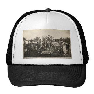 American Civil War Battalion Washington Artillery Trucker Hat