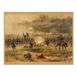 American Civil War Battle of Antietam Sharpsburg Postcard