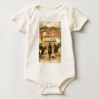 American Civil War Battle of Chattanooga 1863 Baby Bodysuit