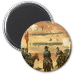 American Civil War Battle of Chattanooga 1863 Refrigerator Magnets
