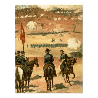 American Civil War Battle of Chattanooga 1863 Postcard