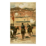 American Civil War Battle of Chattanooga 1863 Posters