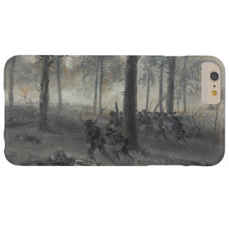 American Civil War Battle of Chickamauga by Waud Barely There iPhone 6 Plus Case