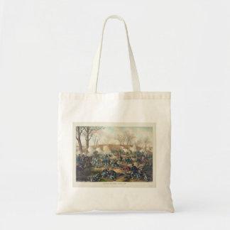 American Civil War Battle of Fort Donelson 1862 Canvas Bag