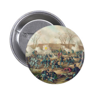 American Civil War Battle of Fort Donelson 1862 Button