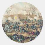 American Civil War Battle of Fort Donelson 1862 Sticker