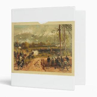 American Civil War Battle of Kennesaw Mountain Binder