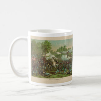 American Civil War Battle of Wilson's Creek 1861 Classic White Coffee Mug