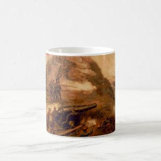 American Civil War Capture of Fort Fisher Coffee Mug