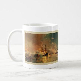 American Civil War Capture of New Orleans Coffee Mug