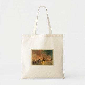 American Civil War Capture of New Orleans Tote Bag