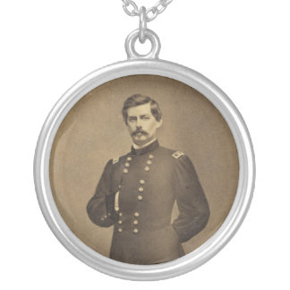 American Civil War General George B McClellan Pendant