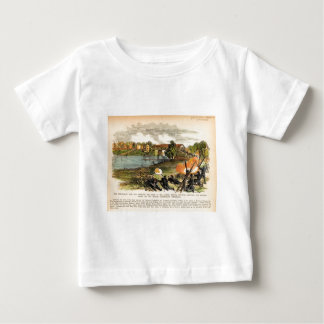 American Civil War Morgan's Raid into Kentucky Baby T-Shirt