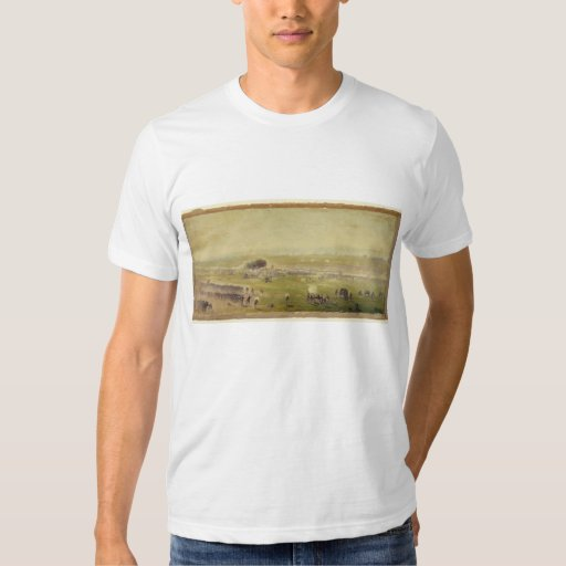 American Civil War Picketts Charge by Edwin Forbes Shirt