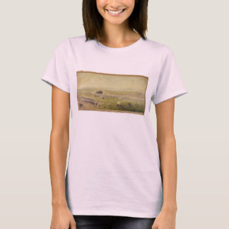 American Civil War Picketts Charge by Edwin Forbes T-Shirt