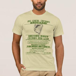 American Civil War Recruiting Poster T-Shirt