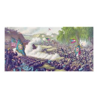 American Civil War Second Battle of Corinth 1862 Card