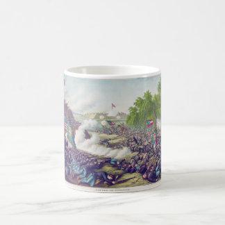 American Civil War Second Battle of Corinth 1862 Coffee Mug