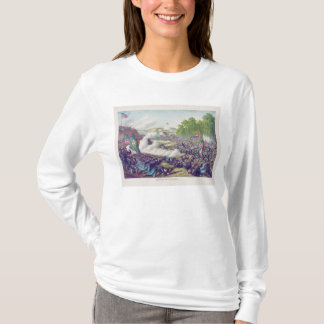 American Civil War Second Battle of Corinth 1862 T-Shirt