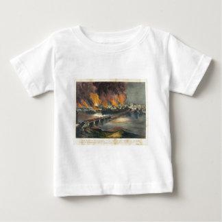 American Civil War The Fall of Richmond April 1865 Baby T-Shirt