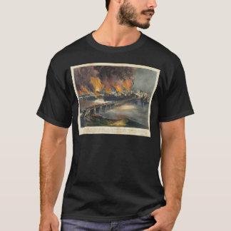 American Civil War The Fall of Richmond April 1865 T-Shirt