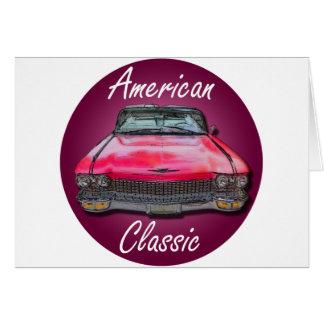 American Classic 1960 Cadillac Card