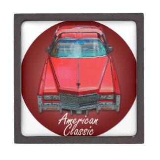 American Classic 1975 Casillac Eldorado Gift Box