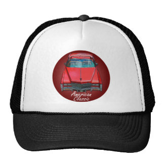 American Classic 1975 Casillac Eldorado Trucker Hat
