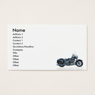 American Classic Business Card