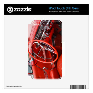 American classic car decals for iPod touch 4G