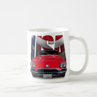 American Classic Classic White Coffee Mug