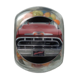 American Classic Jelly Belly Candy Jar