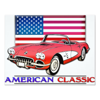 American Classic Muscle Card