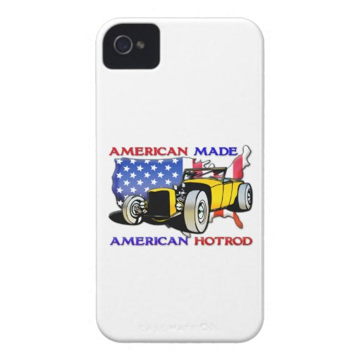 American Classic Muscle Cars iPhone4 iPhone4s Case