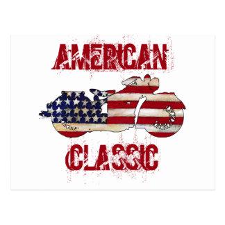 American Classic Postcard